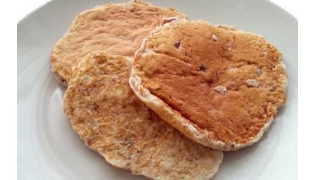 """Easiest """"Cutting"""" Pancake"""
